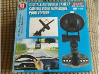 Car video Dash cam brand new