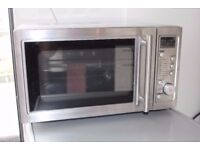 Microwave + Convection Oven/Grill