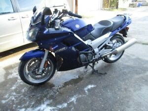 Yamaha FJR1300 for sale by owner.
