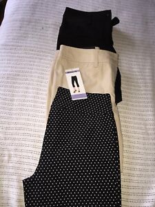 Brand New Dalia Capris Dress Pants