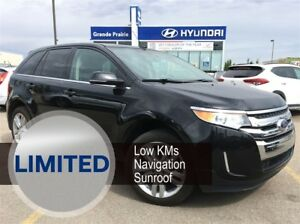 2014 Ford Edge Limited   Infotainment Features