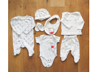 Baby Boy Bundle Clothes - First Size - 40 items