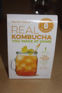 KOMBUCHA SCOBY ( for healthy probiotic bverage )
