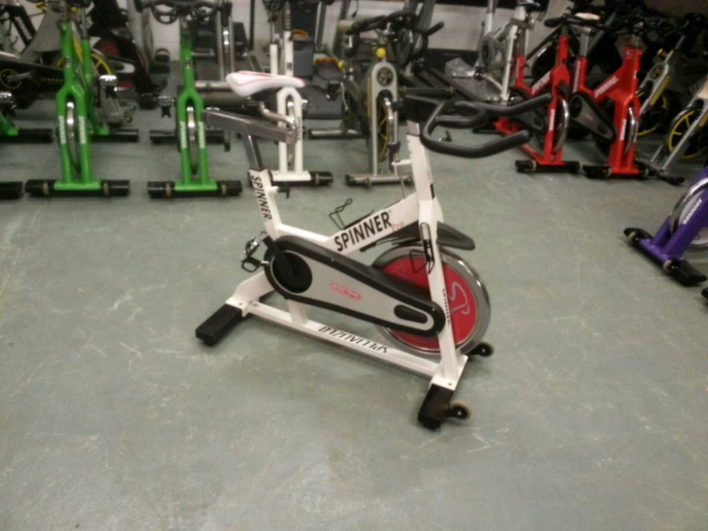 Fully Refurbished Star Trac Spinner Pro Spinning Bike In