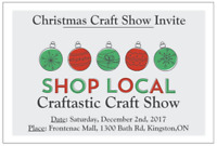 LF Crafters For Christmas Craftastic Craft Show