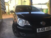 Polo 06 One years MOT cheap
