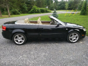 2008 Audi A4 Cabriolet Convertible