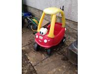 Little tikes cost coupe