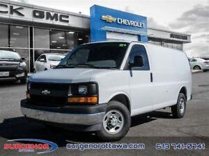 2017 Chevrolet Express Cargo 2500 135 Wheelbase