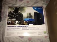 PLAYSTATION 4 PRO PS4 GAMES CONSOLE