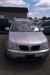 2007 Pontiac Torrent SUV,