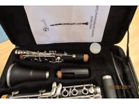 Lino clarinet with case