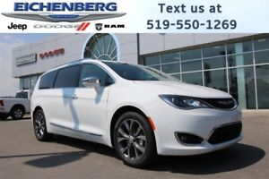 2017 Chrysler Pacifica Limited *0%FOR 84 MONTHS*