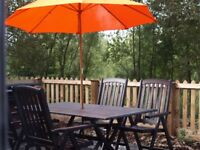 1 or 2 bed holiday cottages from 11-18th Aug last minute special Norwich in Norfolk Four Star Gold