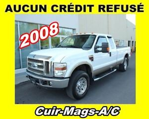2008 Ford F-250 **Cuir**Mags**A/C