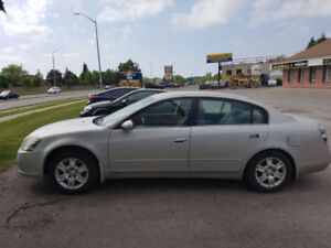 AS IS Nissan Altima (Negotiable) (reduced for fast sale)