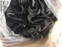 Box of heavy duty hooks