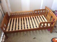 Free John Lewis toddler bed