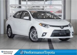 2014 Toyota Corolla 4-door Sedan LE CVTi-S