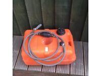 Boat Outboard fuel tank
