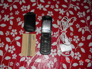 Samsung cell phone (not a smart phone)