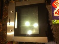 silver buit in oven (spares or repair ?)