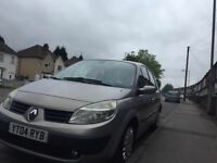 Renault Scenic 1.6 Automatic for sale &swap