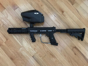 Tippmann 98 Custom Platinum with E-Grip