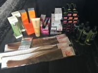 Job Lot Hair products 50 items