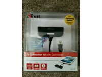 Trust Tv Connection Kit with Card Reader