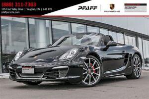2015 Porsche Boxster S PDK