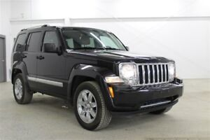 2012 Jeep Liberty Limited Edition - Leather, Navigation, Sunroof