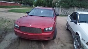 07 charger great car high kms