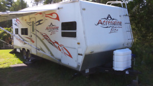 Coachmen Adrenaline Lite Toy Hauler