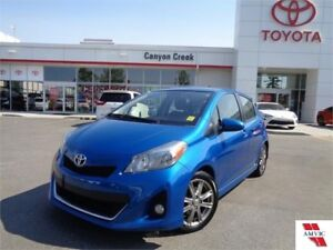 2012 Toyota Yaris SE 5-Door Liftback