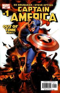 Captain America no1 ! - BD / Comics