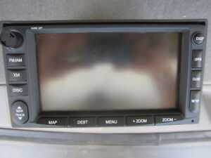 Car DVD XM Radio Navigation System CD AM/FM