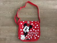 Disney Store Minnie Mouse Bag- Brand New