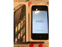 iPhone 4s 8gb boxed (O2)
