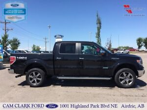 2013 Ford F-150 Lariat 502A SuperCrew EcoBoost 4WD
