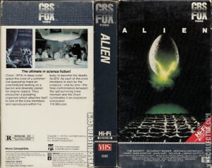 VHS Tape Movies