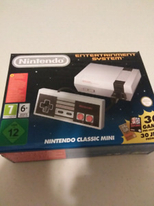 Replica of NES Classic with 30 Games