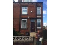 2 bed furnished hosue Armley, Av. 1.8.17 - DSS claimants read terms & conditions on our website.