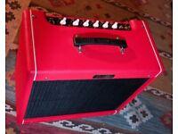 Fender 'Special Run' FSR Blues Junior III Amplifier - limited edition 'Red October' finish