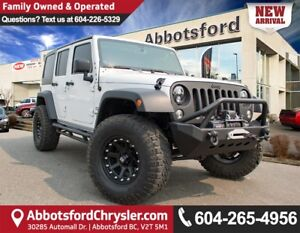 2014 Jeep Wrangler Unlimited Sport $1000'S IN AFTER MARKET UP...
