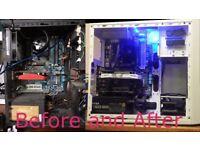 Cambridge Computer/Laptop Repairs and upgrades. Home/workshoop repairs