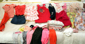Girls' Clothing, 6-9 Months