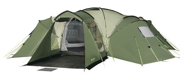 Brand new Outwell Hartford XL tent, sleeps six