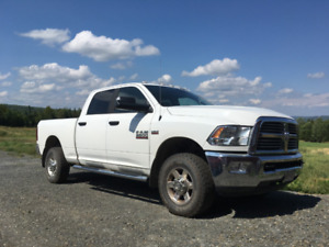 Practically New! 2013 Dodge Ram 2500 Outdoorsman edition