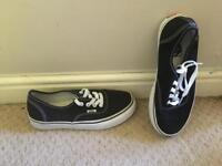 Size 5 Vans